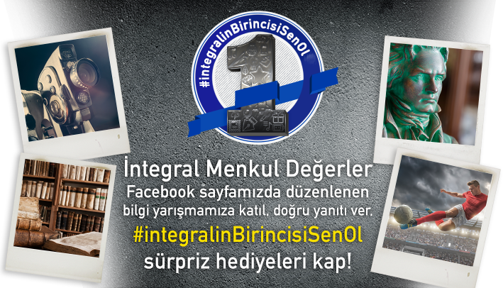 #integralinBirincisiSenOl